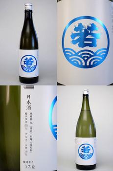 若波純米吟醸生酒 bySAKE芯