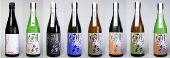 風の森2016BY新酒8本