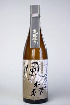 風の森 純米吟醸 山田錦 笊籬採り