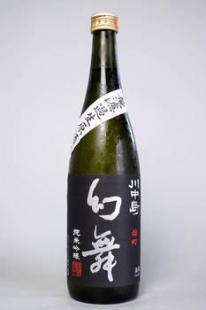 川中島 幻舞 純米吟醸 雄町 by Sake芯