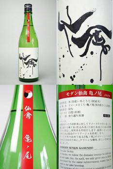 モダン仙禽亀ノ尾 bySAKE芯