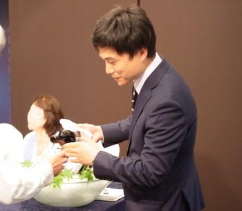 振る舞い酒 bySAKE芯