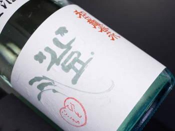 和田龍登水 ひとごこち by Sake芯